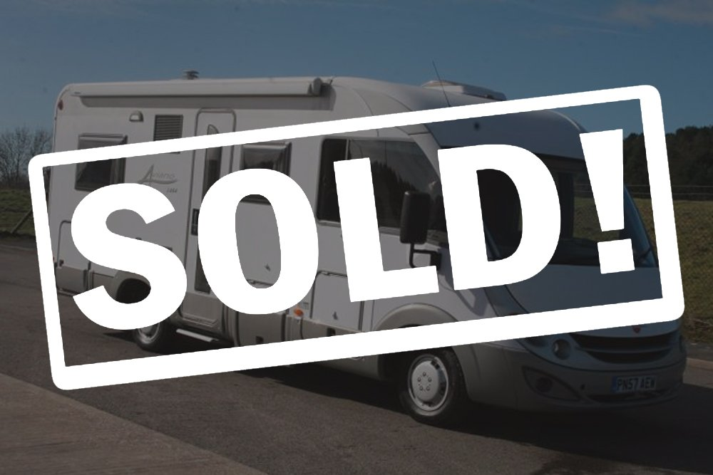 BURSTNER AVIANO I684 – SOLD