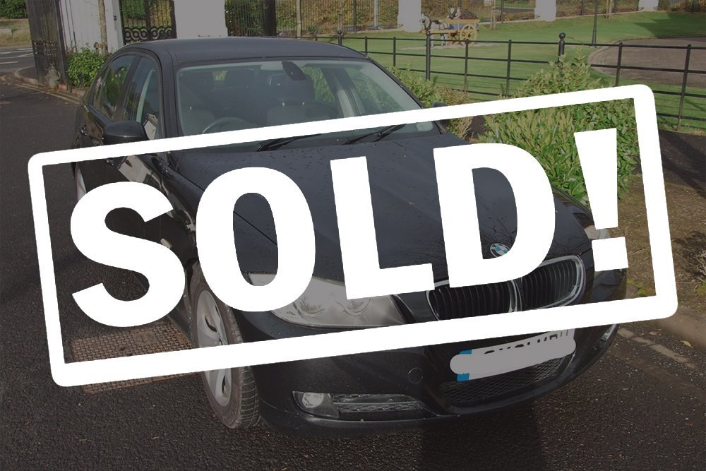 2011 BMW 320D – SOLD