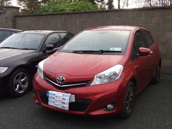 Toyota Yaris 1.0L Sport