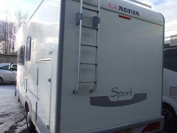 2009 Adria 660 Sport 6 Berth Motorhome