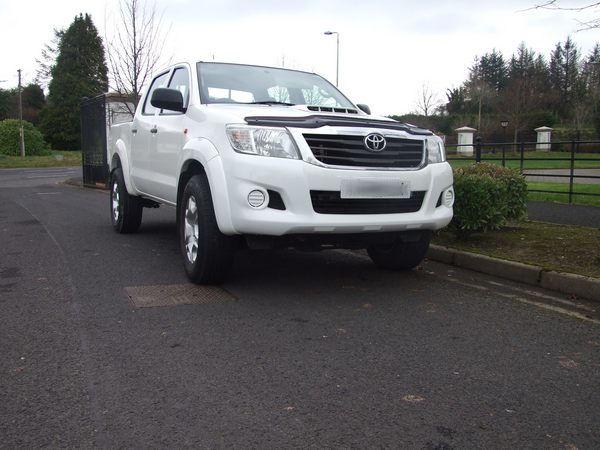2015 Toyota Hilux Crew Cab