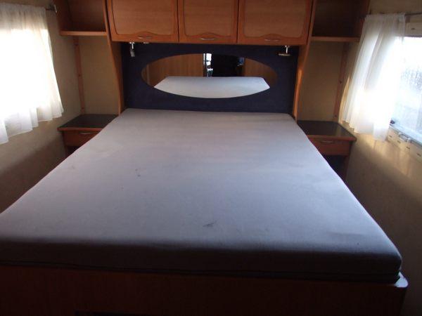 Donegal-Motor-Homes-Euromobile-866-Bed