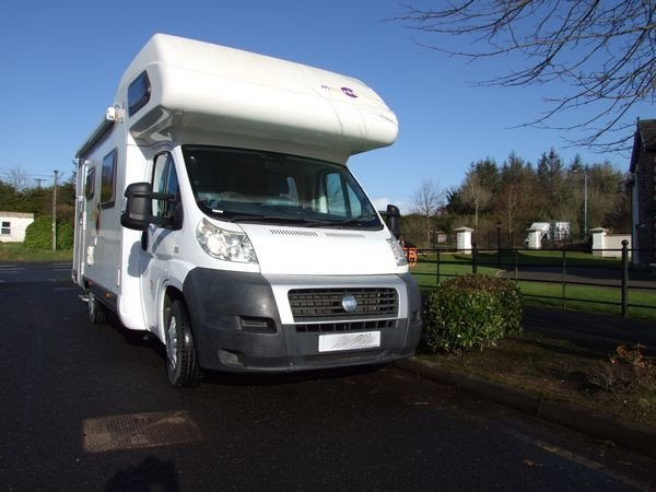 Mooveo 7 Berth Motorhome SOLD